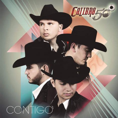Calibre 50 – Contigo (Disco Completo 2014)